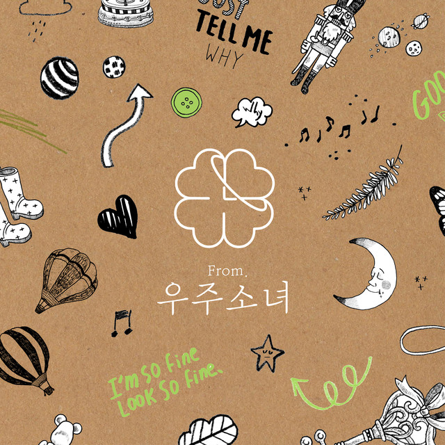 Album cover for From. WJSN by WJSN