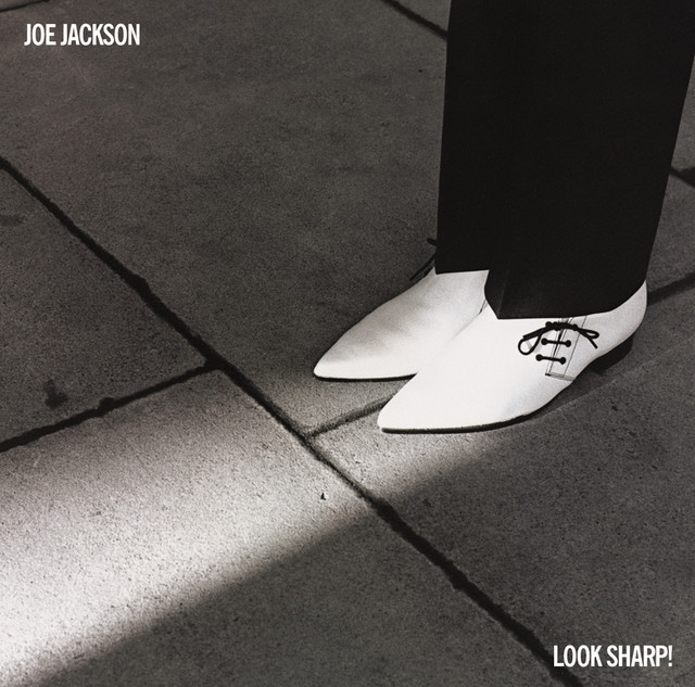 Look Sharp! (Remastered) Albumcover