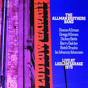 Live at Ludlow Garage 1970 album