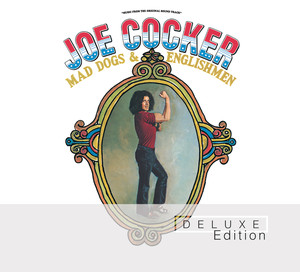 Joe Cocker Space Captain - Live At The Fillmore East/1970 cover