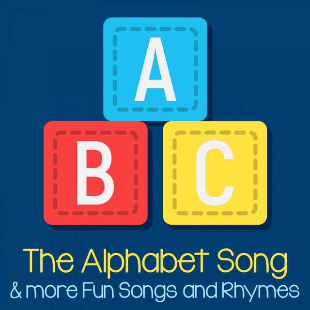 Album cover for Abc (The Alphabet Song) & More Fun Songs and Rhymes by Nursery Rhymes and Kids Songs