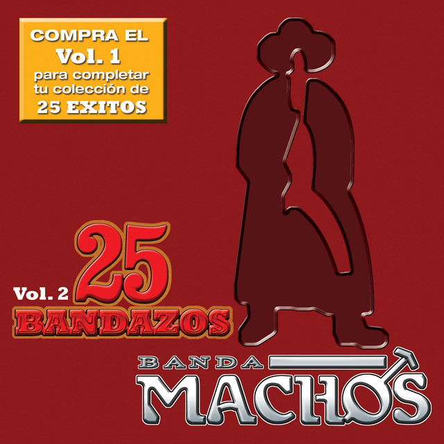 25 Bandazos de Machos (Vol. 2) [USA]