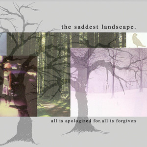 All Is Apologized for. All Is Forgiven - The Saddest Landscape