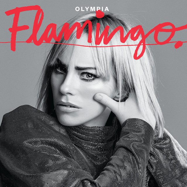 Album cover for Flamingo by Olympia