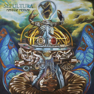Sepultura I Am the Enemy cover