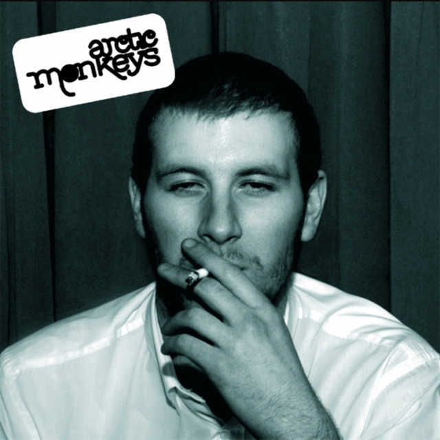 Album cover for Whatever People Say I Am, That's What I'm Not by Arctic Monkeys