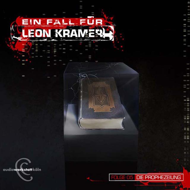 Ein Fall für Leon Kramer, Folge 05: Die Prophezeiung Cover