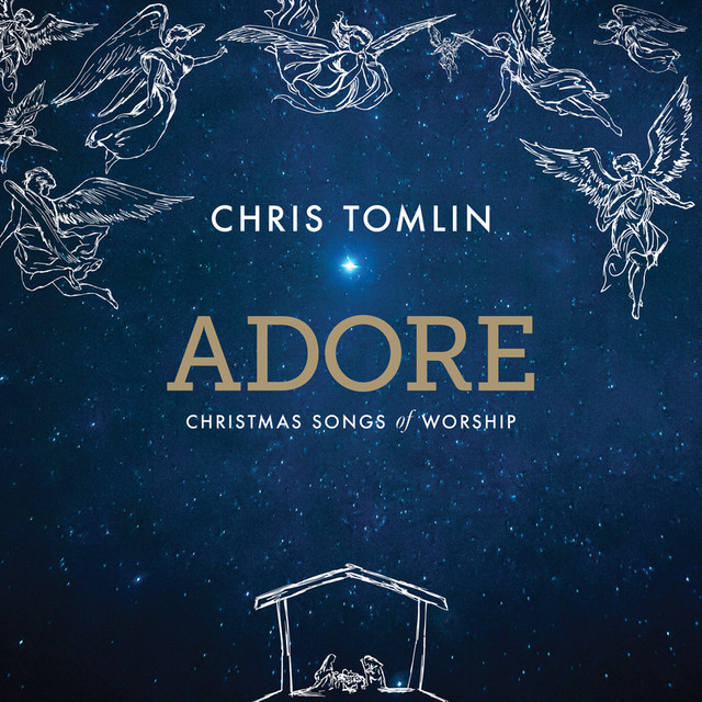 Adore: Christmas Songs Of Worship (Live) Albumcover