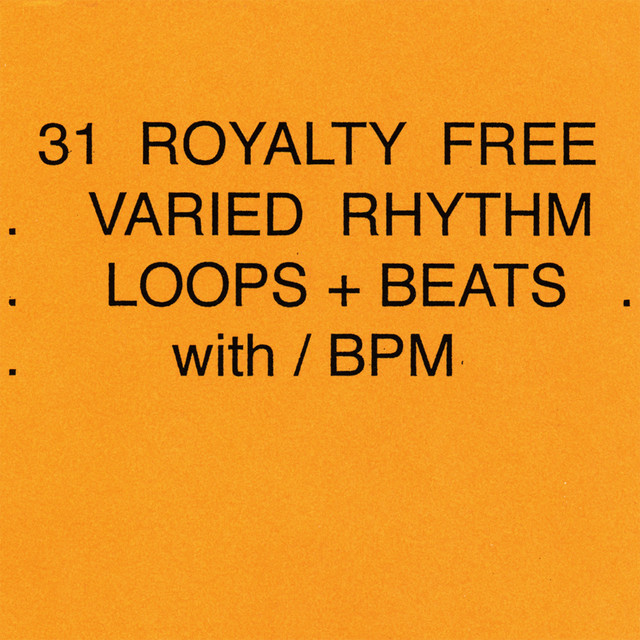 TV Hip Hop - 96 bpm, a song by 31 Royalty Free Rhythm Loops + Beats