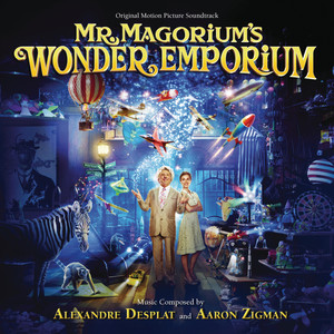 Mr. Magorium's Wonder Emporium (Original Motion Picture Soundtrack) Albumcover