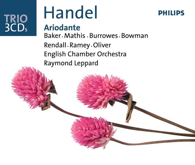 Handel: Ariodante (3 CDs)