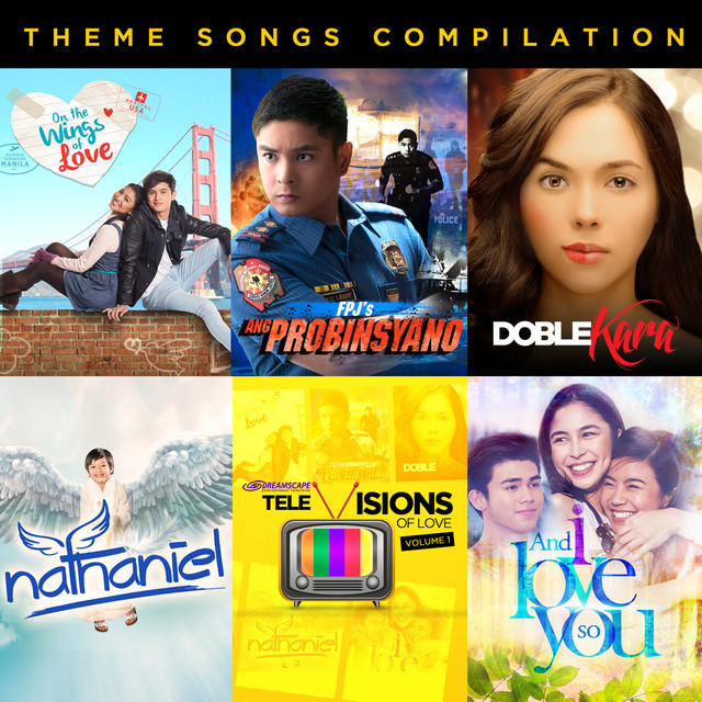 On The Wings Of Love, a song by James Reid, Nadine Lustre on