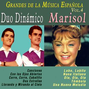 Grandes de la Música Española Vol. 4 album