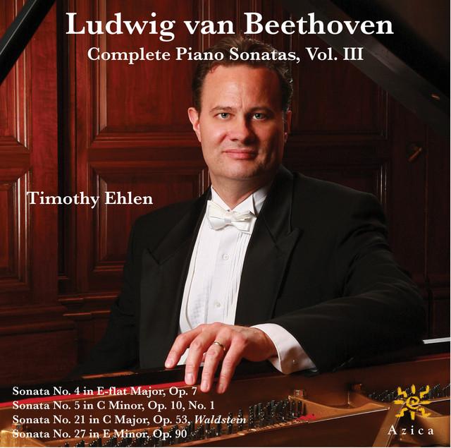 Beethoven: Complete Piano Sonatas, Vol. 3 Albumcover