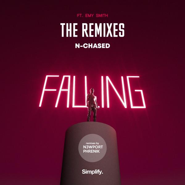 Falling - The Remixes Image
