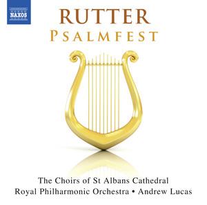 John Rutter: Psalmfest album
