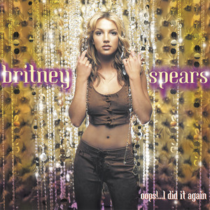 Oops!... I Did It Again Albumcover