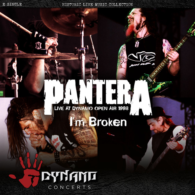 I'm Broken (Live)