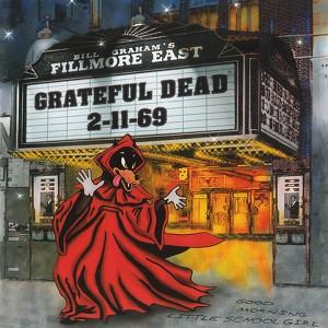 Fillmore East, 2/11/69 Albumcover