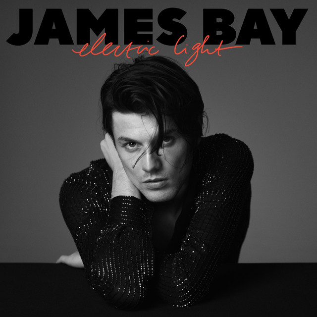 Album cover for Electric Light by James Bay