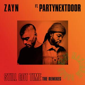 Still Got Time (The Remixes) Albümü