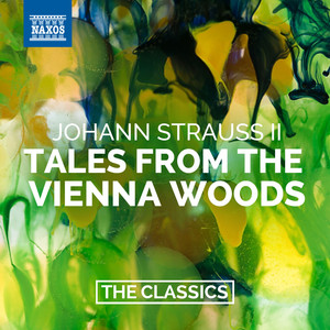 Strauss II: Tales from the Vienna Woods album