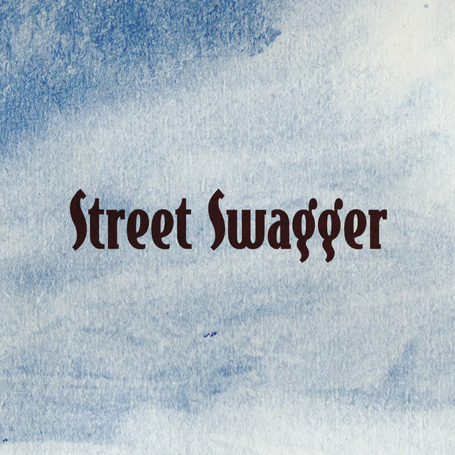 Album cover for Street Swaggers by DJ Mobile