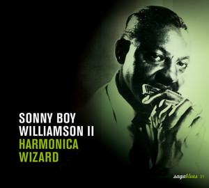 Saga Blues: Harmonica Wizard album