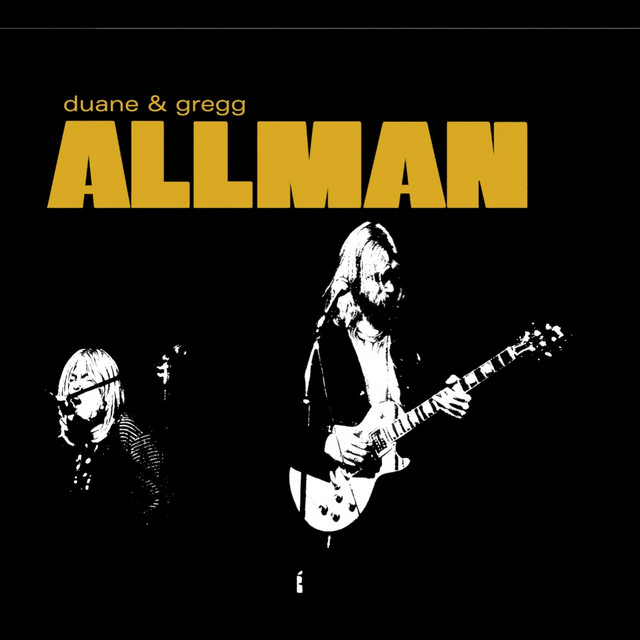 Duane and Gregg Allman
