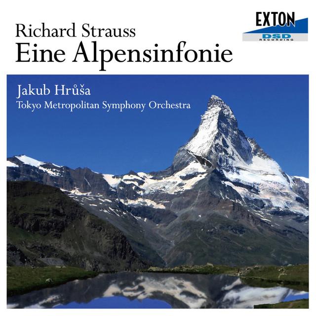 Richard Strauss: Eine Alpensinfonie, Op. 64 Albumcover