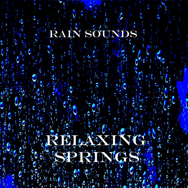 Relaxing Springs Albumcover