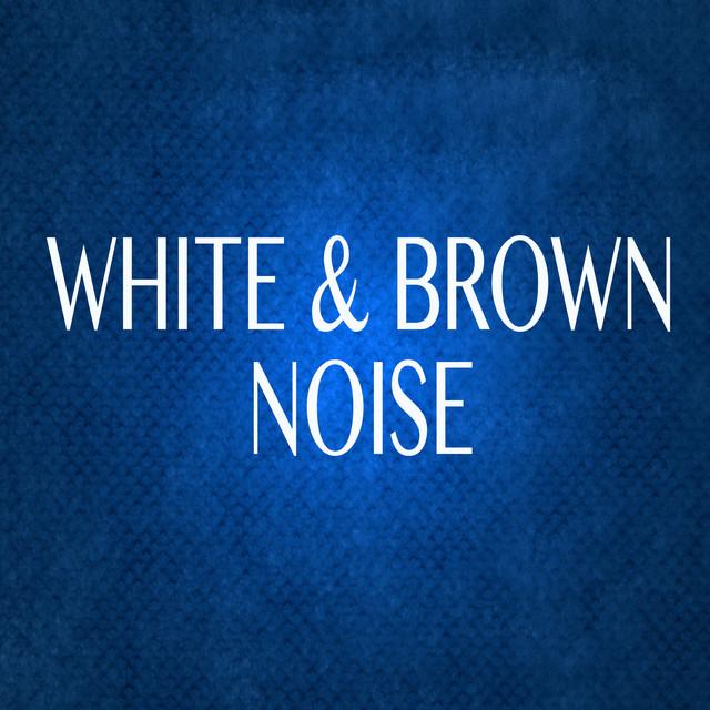 White & Brown Noise Albumcover