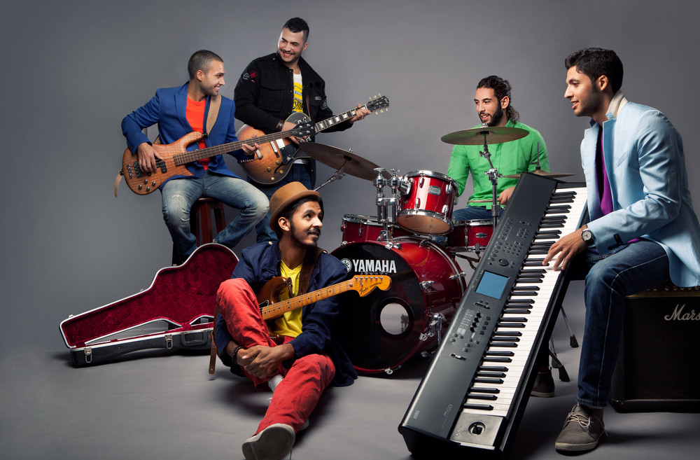 Cairokee tickets and 2018 tour dates