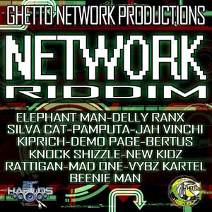 Network Riddim Albumcover