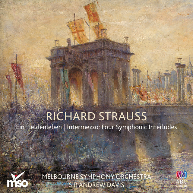 Strauss: Ein Heldenleben / Intermezzo: Four Symphonic Interludes Albumcover