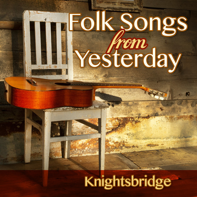 Folksongs from Yesterday Albumcover