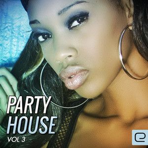 Party House, Vol. 3 Albumcover