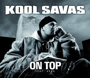 Kool Savas, Azad On Top cover