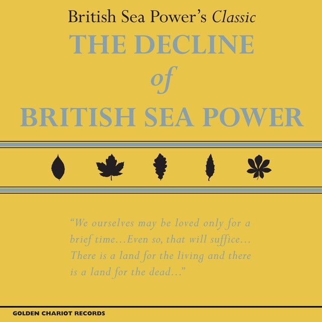 Album cover for The Decline of British Sea Power by British Sea Power