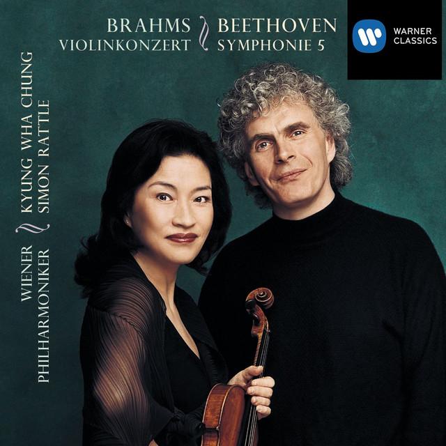 Beethoven:Symphony no 5 in C minor/Brahms:Violin Concerto in