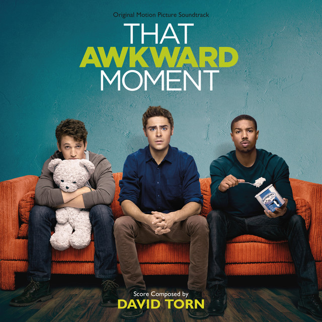 That Awkward Moment (Original Motion Picture Soundtrack) Albumcover