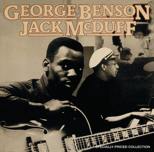 George Benson, Jack McDuff The Party's Over cover