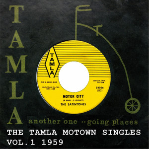 Motor City (The Tamla Motown Singles Vol. 1 1959)
