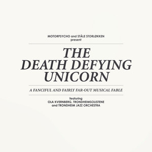 The Death Defying Unicorn album