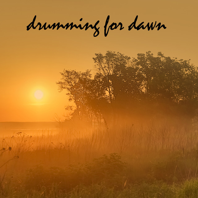 Drumming for Dawn Albumcover