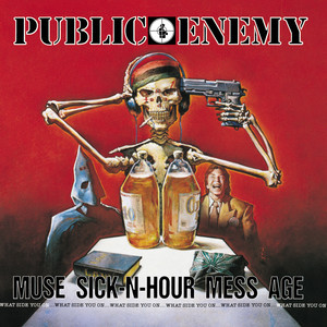 Public Enemy What Kind of Power We Got? cover