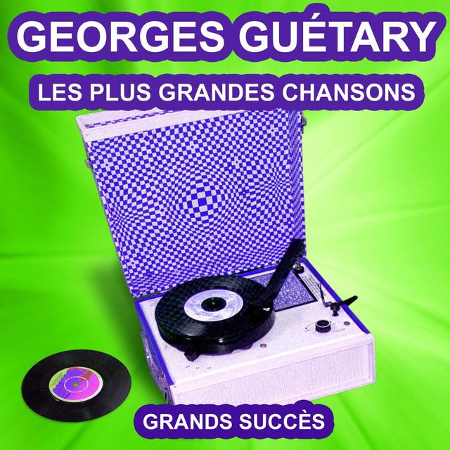 Georges Guétary Georges Guétary chante ses grands succès (Les plus grandes chansons de l'époque) album cover
