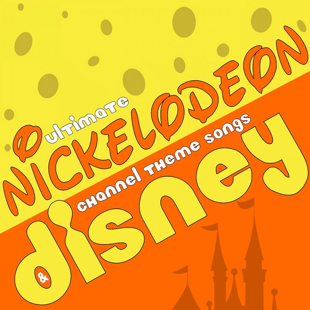 ultimate nickelodeon disney channel theme songs by the channel