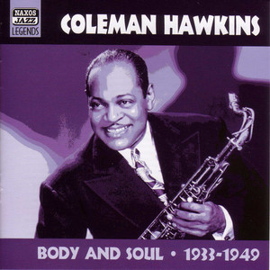 Coleman Hawkins, Thelma Carpenter  , Thelma Carpenter He's Funny That Way cover