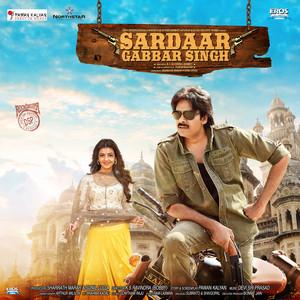 Sardaar Gabbar Singh (Hindi) (Original Motion Picture Soundtrack) album